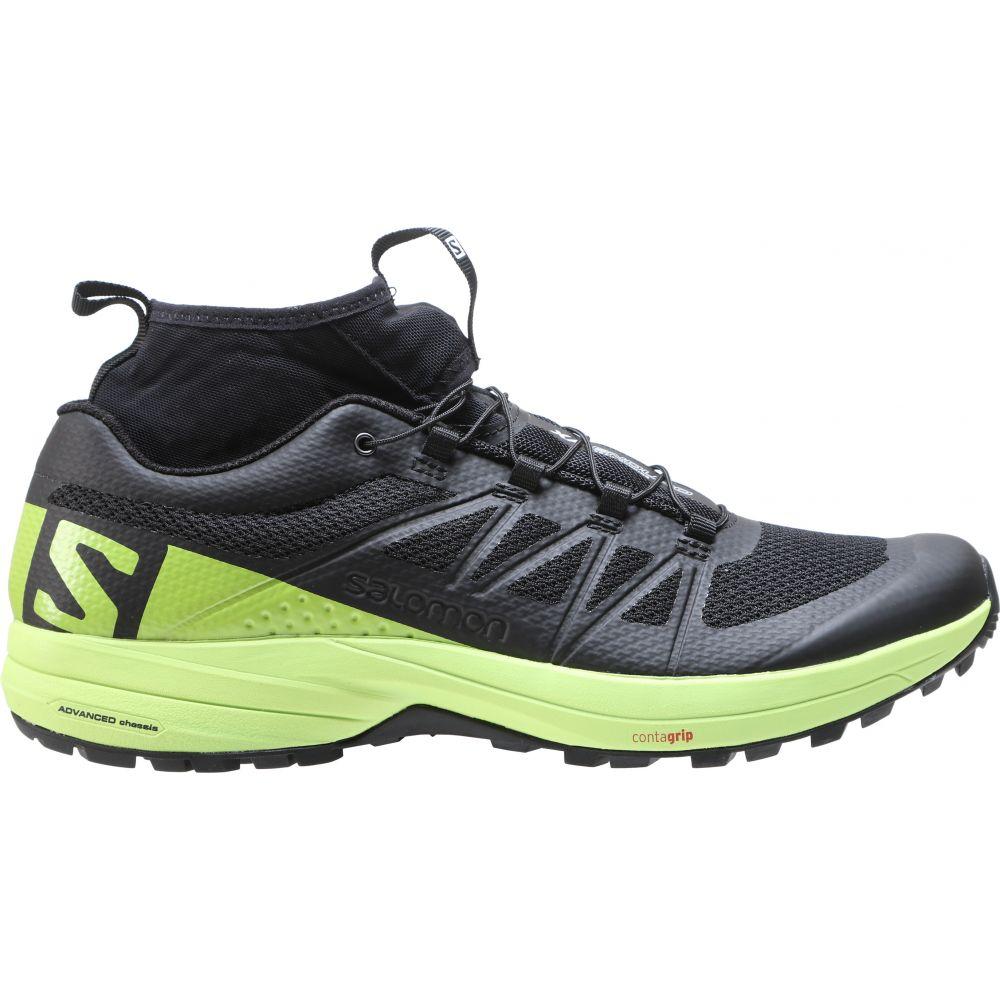 サロモン Salomon メンズ ハイキング・登山 シューズ・靴【XA Enduro Hiking Shoes】Black/Lime Green/Black