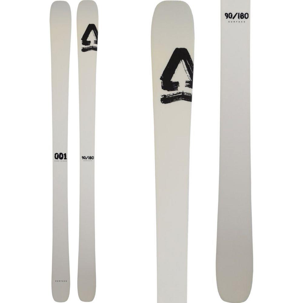 サーフェス Surface メンズ スキー・スノーボード ボード・板【Park Blanks Skis】