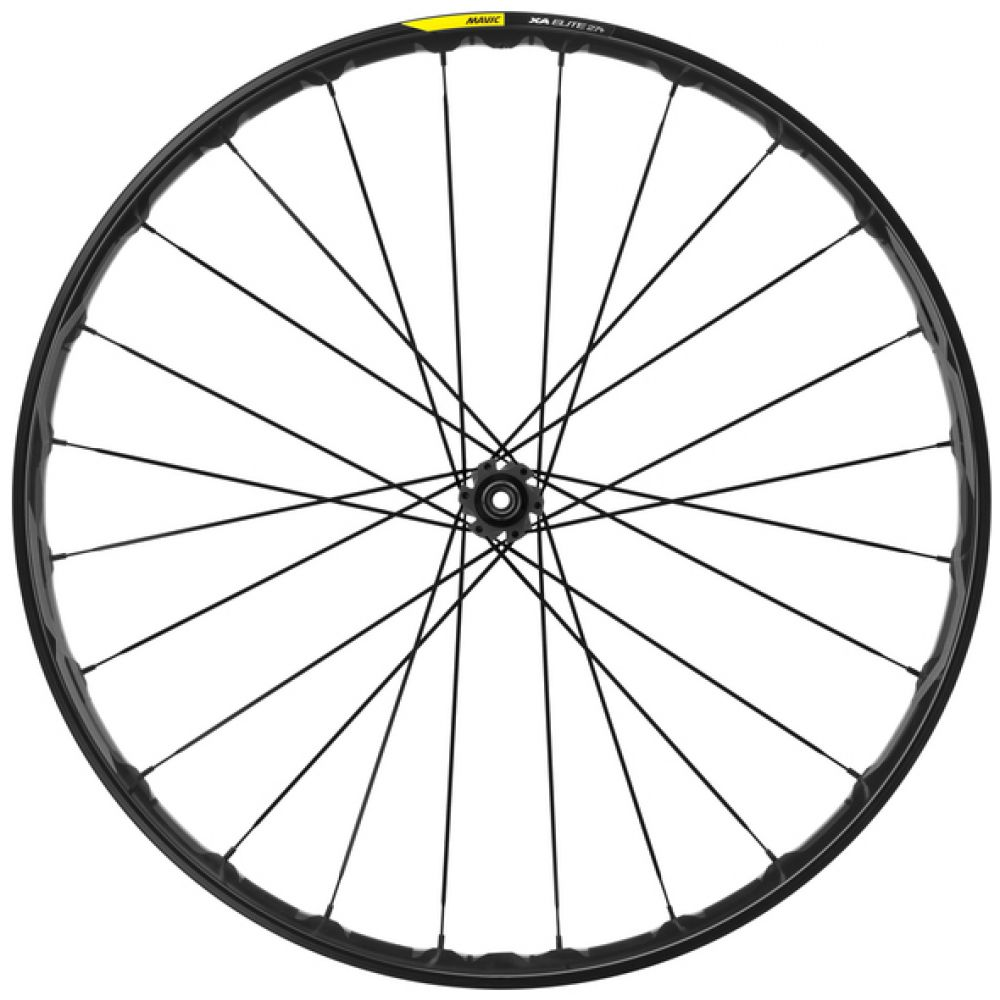マヴィック Mavic メンズ 自転車【XA Elite 27+ Boost Front Bike Wheel】Black