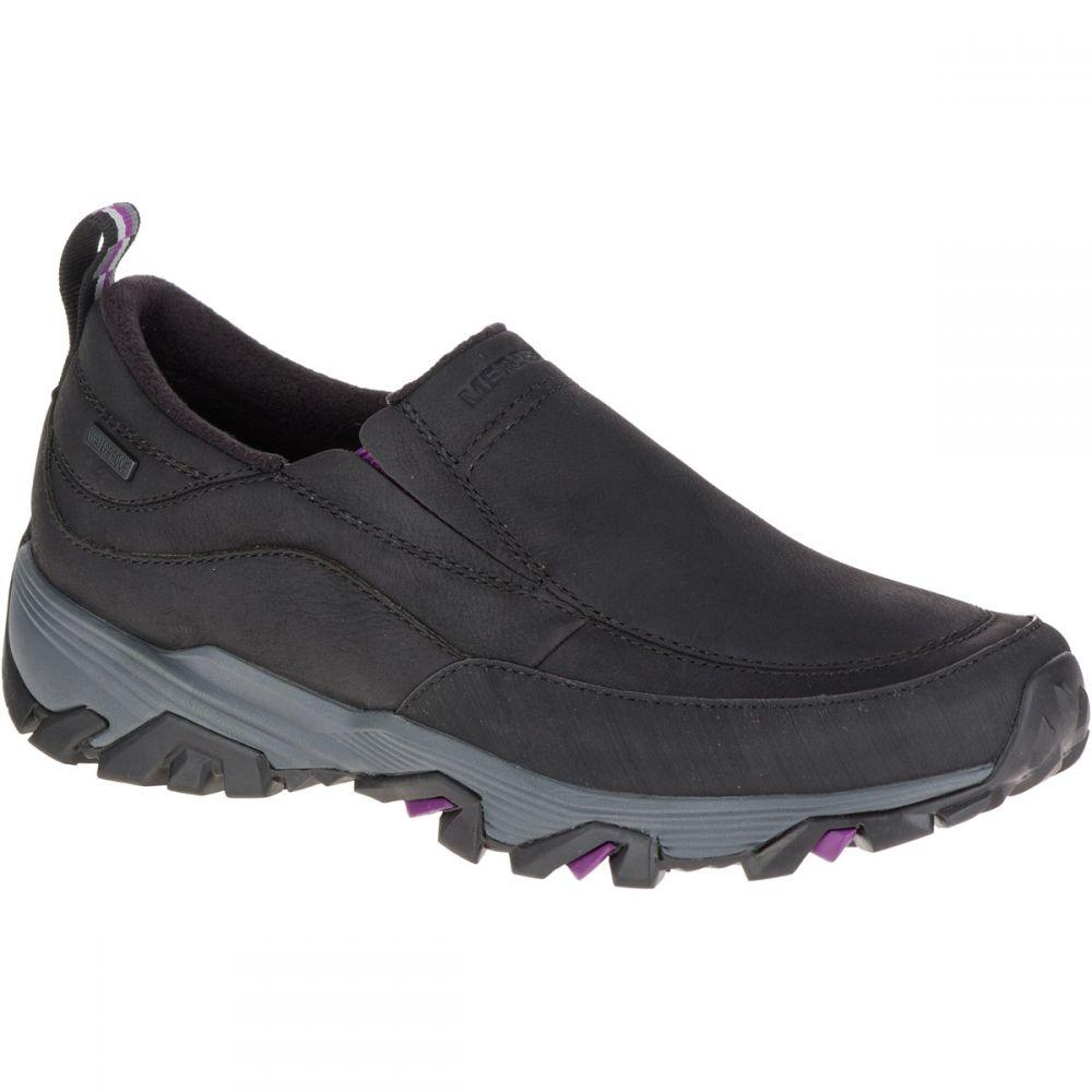 メレル Merrell メンズ シューズ・靴 スリッポン・フラット【Coldpack Ice+ Moc Waterproof Shoes】Black