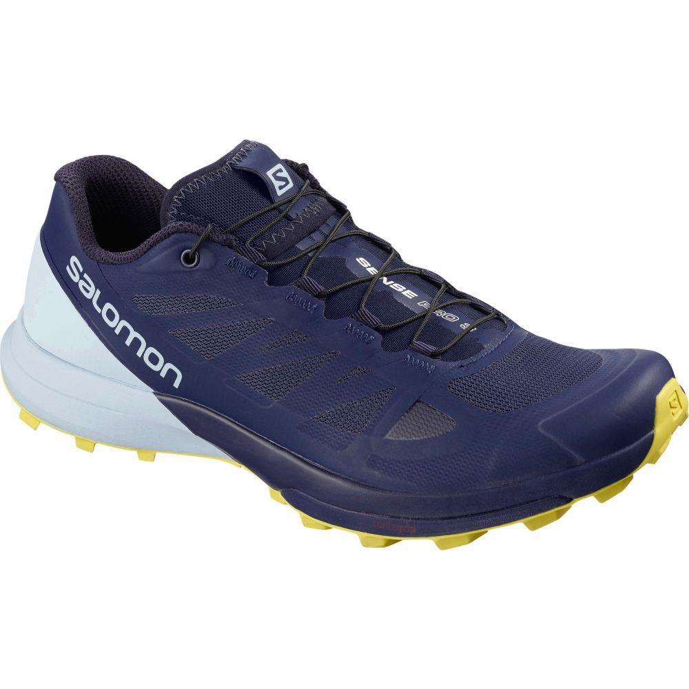 サロモン Salomon レディース ランニング・ウォーキング シューズ・靴【Sense Pro 3 Trail Running Shoes】Patriot Blue/Cashmere Blue/Aurora