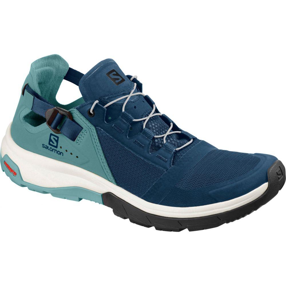 サロモン Salomon レディース シューズ・靴 ウォーターシューズ【Techamphibian 4 Water Shoes】Hydro/Nile Blue/Poseidon