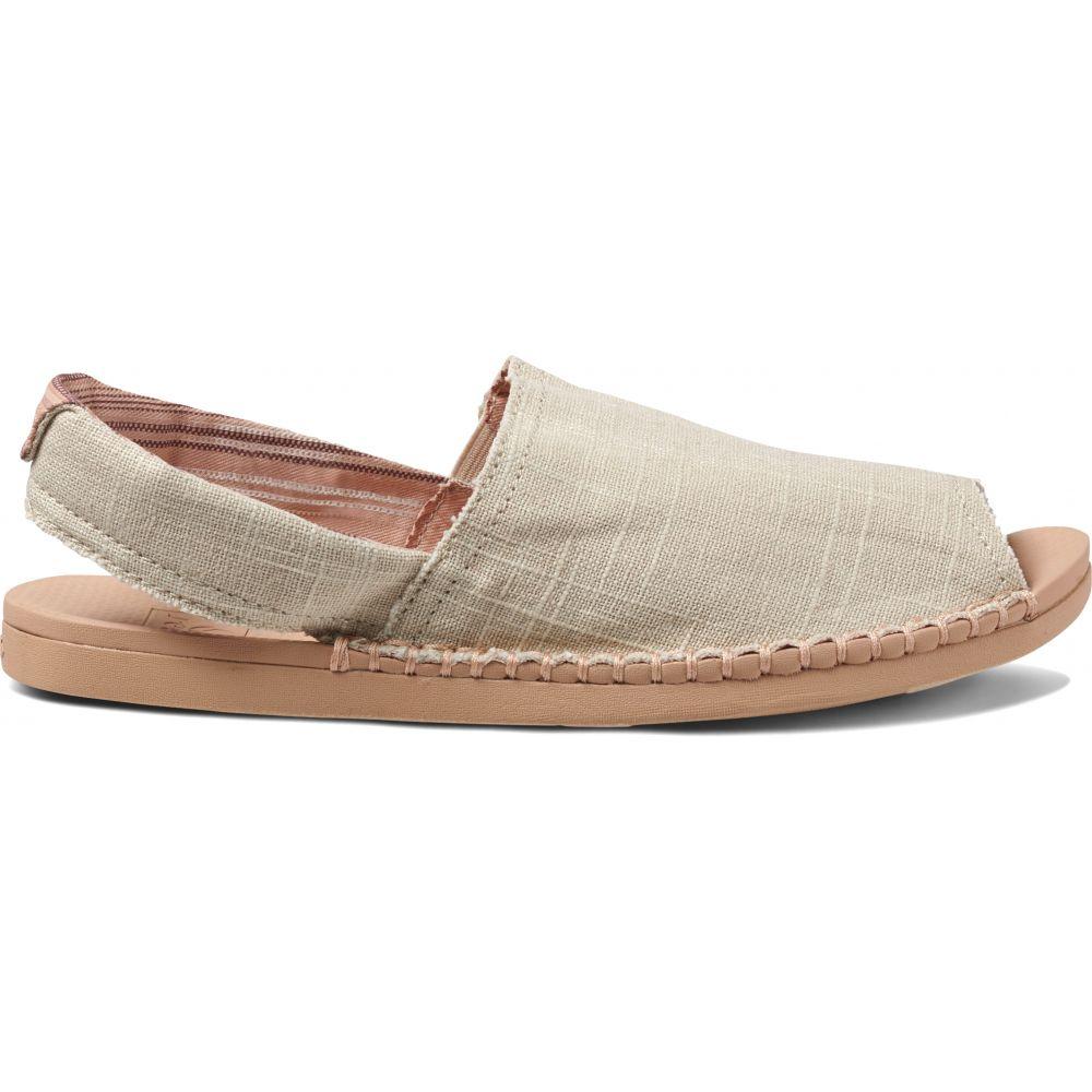 リーフ Reef レディース シューズ・靴【Escape Sling Shoes】Nude