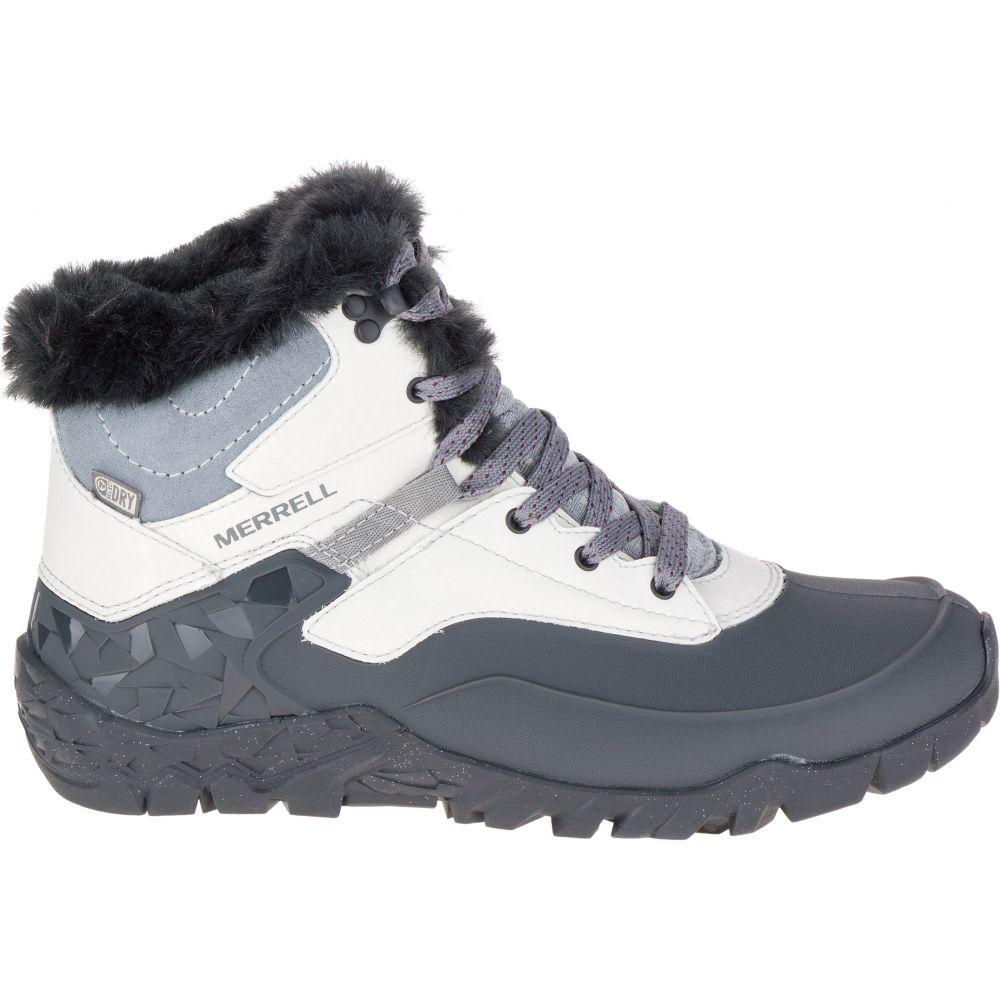 メレル Merrell レディース ハイキング・登山 シューズ・靴【Aurora Tall Ice+ Waterproof Hiking Boots】Ash