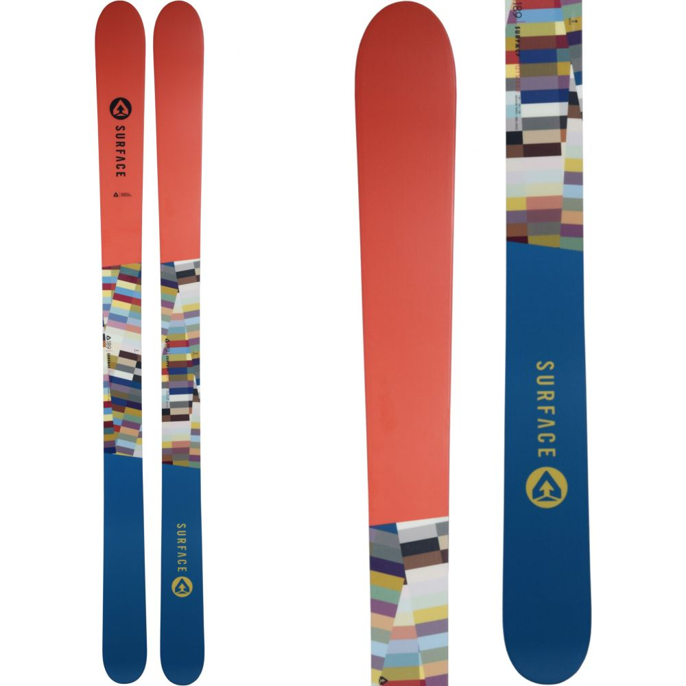 サーフェス Surface メンズ スキー・スノーボード ボード・板【Outsider Skis】