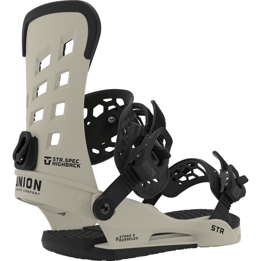 ユニオン Union メンズ スキー・スノーボード ビンディング【STR Snowboard Bindings】Bone