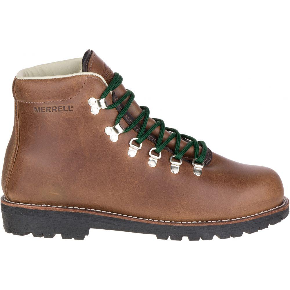 メレル Merrell メンズ ハイキング・登山 シューズ・靴【Wilderness USA Hiking Shoes】Mogano