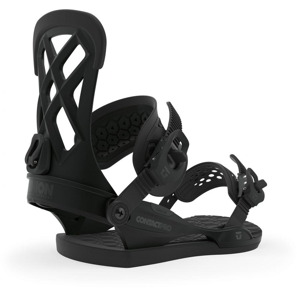 ユニオン Union メンズ スキー・スノーボード ビンディング【Contact Pro Snowboard Bindings】Black