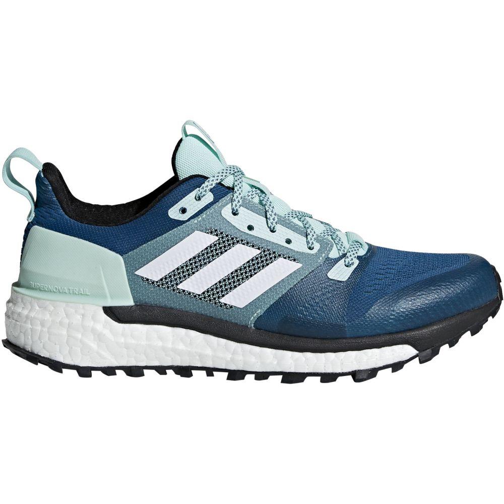 アディダス Adidas レディース ハイキング・登山 シューズ・靴【Supernova Hiking Shoes】Real Teal/White/Clear Mint