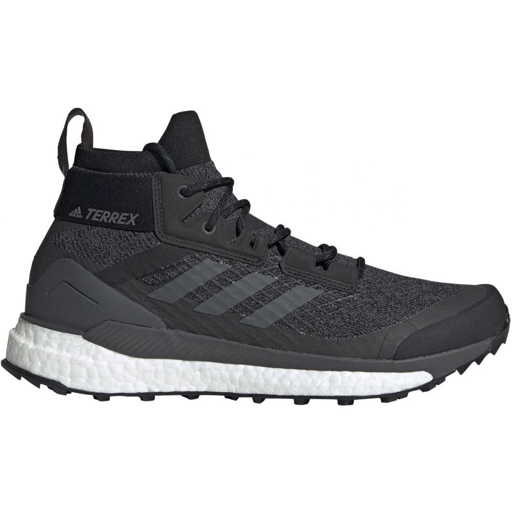 アディダス Adidas メンズ ハイキング・登山 シューズ・靴【Terrex Free Hiking Shoes】Black/Grey Six/Active Orange