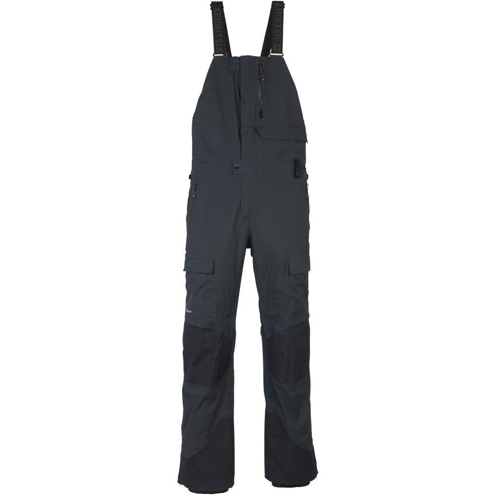シックス エイト シックス 686 メンズ スキー・スノーボード ビブパンツ ボトムス・パンツ【Dispatch Stretch Gore-Tex Bib Snowboard Pants 2020】Black