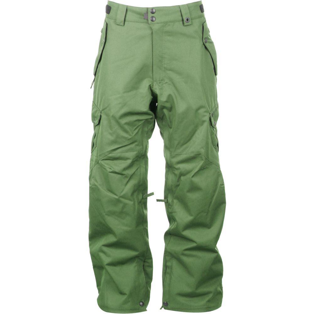 シックス エイト シックス 686 メンズ スキー・スノーボード カーゴ ボトムス・パンツ【Defender Cargo Snowboard Pants 2020】Camp Green