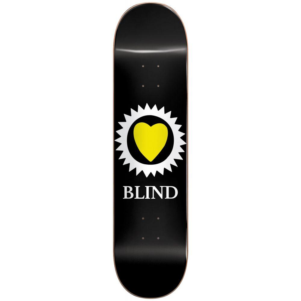 ブラインド Blind メンズ スケートボード ボード・板【Heart Skateboard Deck】Black