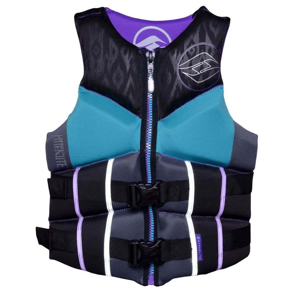 ハイパーライト Hyperlite レディース トップス【Pro V Wakeboard Vest】Black