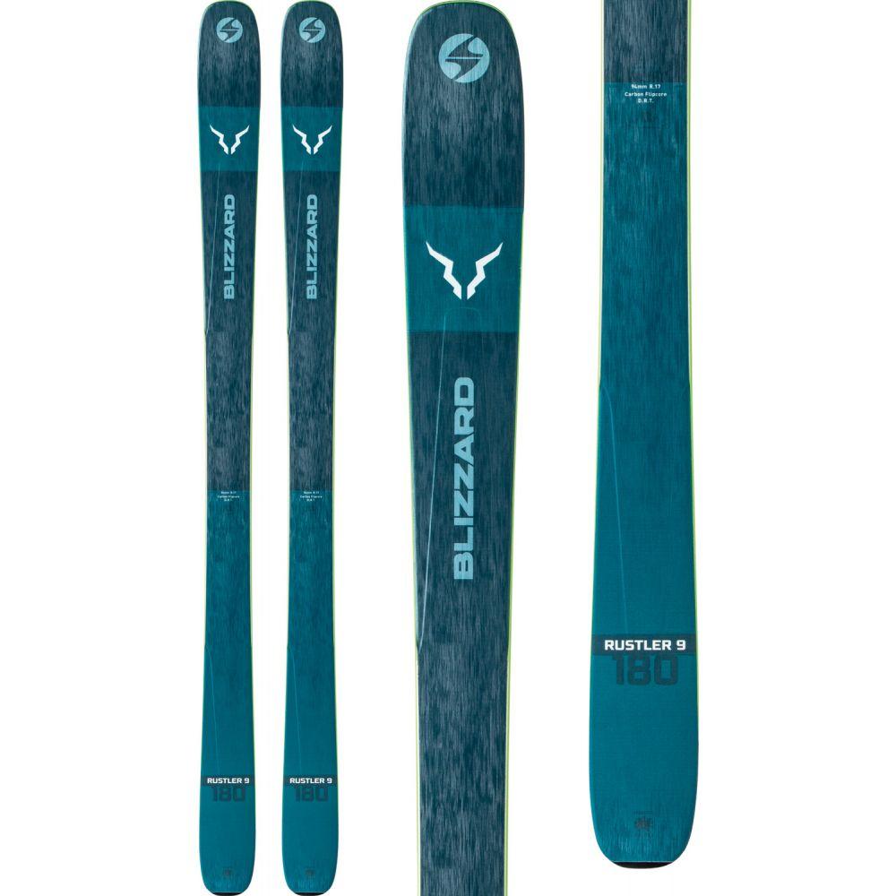 ブリザード Blizzard メンズ スキー・スノーボード ボード・板【Rustler 9 Skis 2020】Green