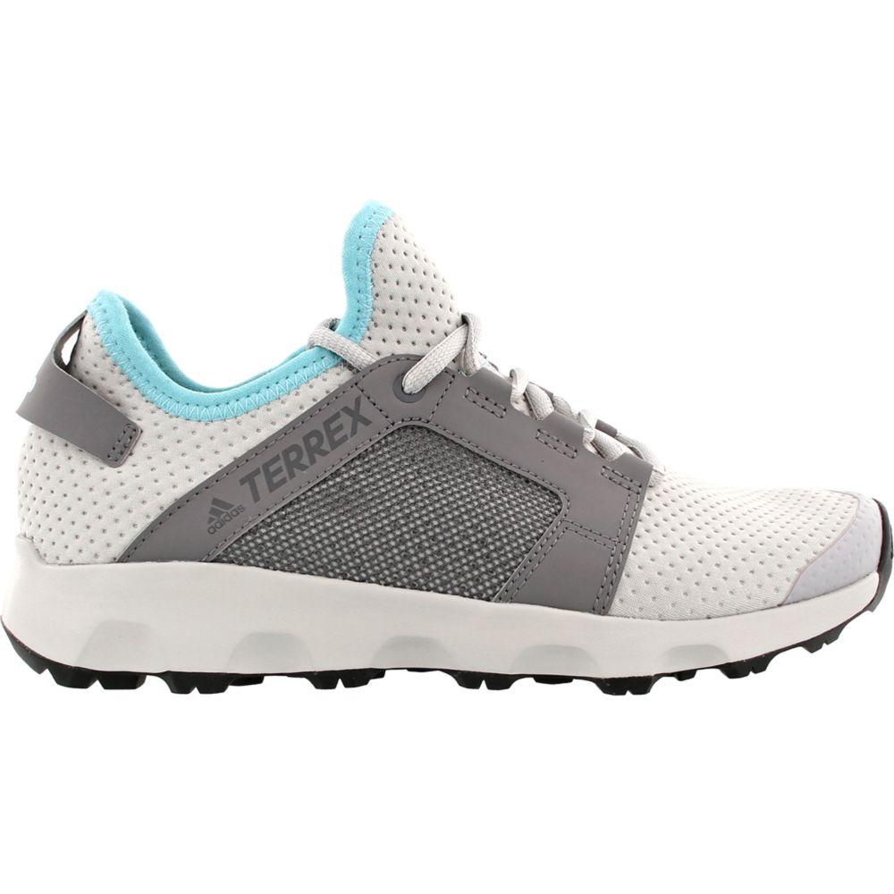 アディダス Adidas レディース ハイキング・登山 シューズ・靴【Terrex Voyager DLX Hiking Shoes】Grey Two/Grey Four/Chalk White
