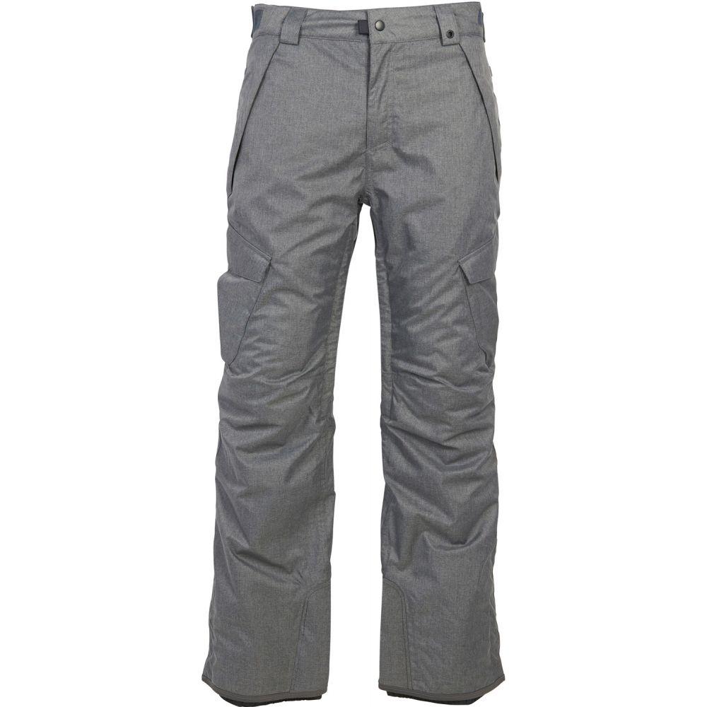シックス エイト シックス 686 メンズ スキー・スノーボード カーゴ ボトムス・パンツ【Infinity Cargo Insulated Snowboard Pants 2020】Grey Melange