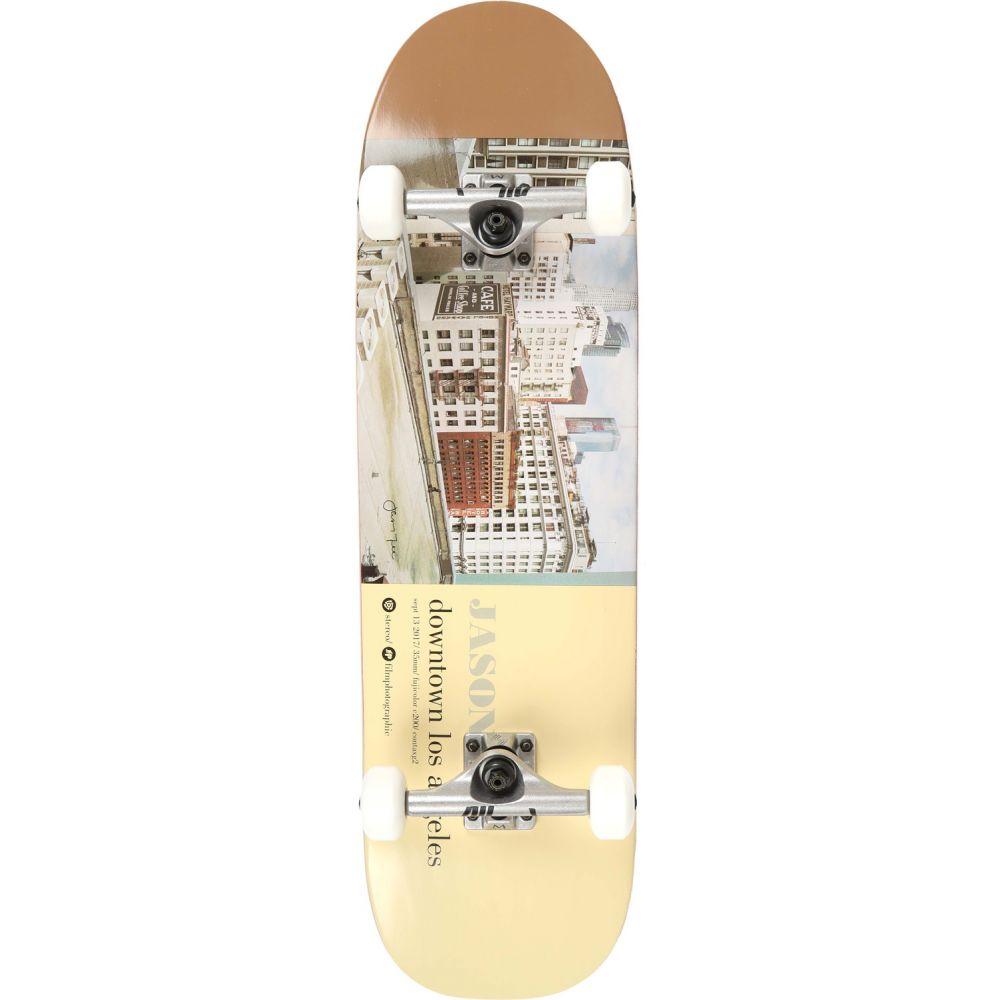 ブルーバード Boulevard メンズ スケートボード ボード・板【Comp Downtown Skateboard Complete】