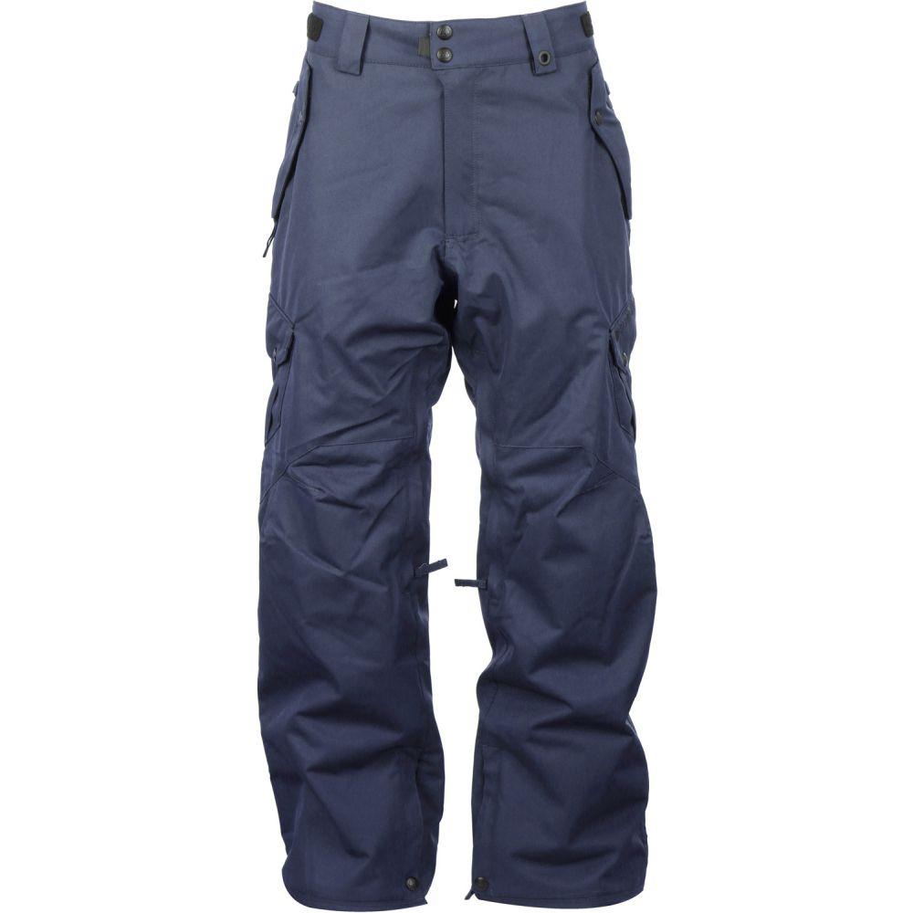 シックス エイト シックス 686 メンズ スキー・スノーボード カーゴ ボトムス・パンツ【Defender Cargo Snowboard Pants 2020】Bluesteel