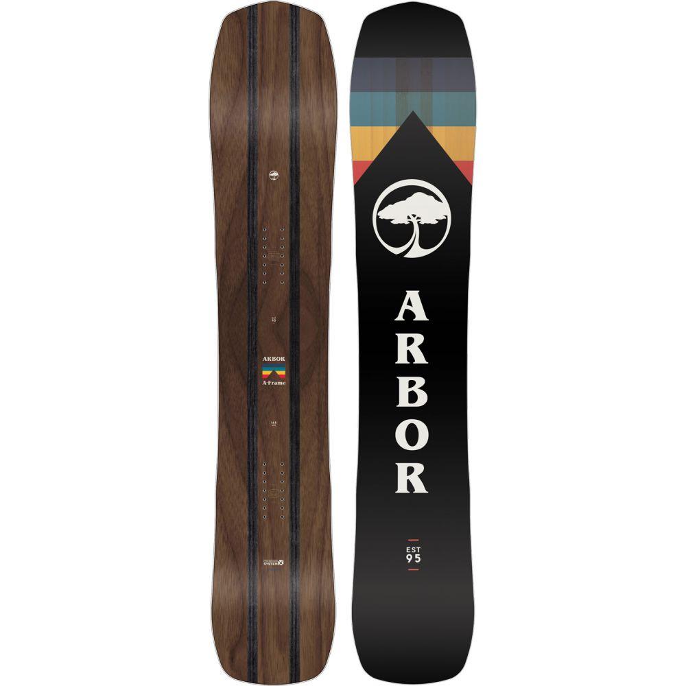アーバー Arbor メンズ スキー・スノーボード ボード・板【A-Frame Midwide Snowboard 2020】