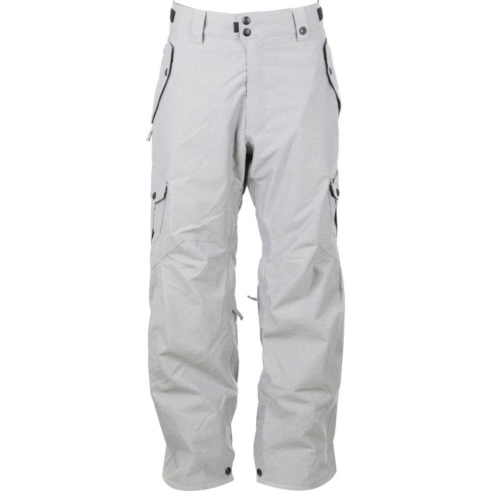 シックス エイト シックス 686 メンズ スキー・スノーボード カーゴ ボトムス・パンツ【Defender Cargo Snowboard Pants 2020】Grey