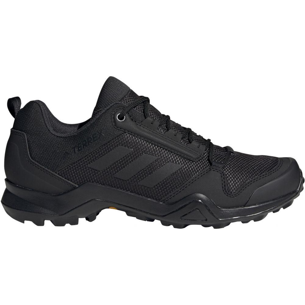 アディダス Adidas メンズ ハイキング・登山 シューズ・靴【Terrex AX3 Hiking Shoes】黒/黒/Carbon