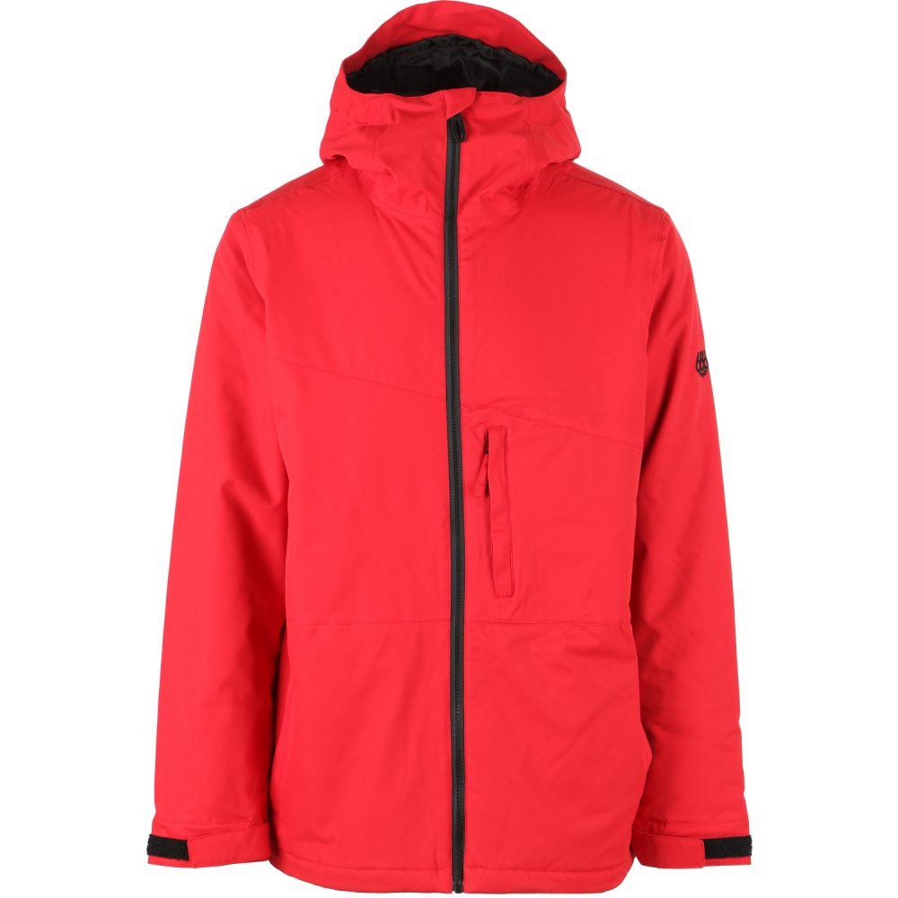 シックス エイト シックス 686 メンズ スキー・スノーボード ジャケット アウター【Prime Snowboard Jacket 2020】Red