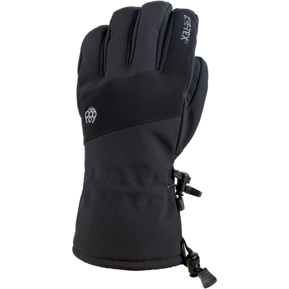 シックス エイト シックス 686 メンズ スキー・スノーボード グローブ【Linear Gore-Tex Gloves】Black