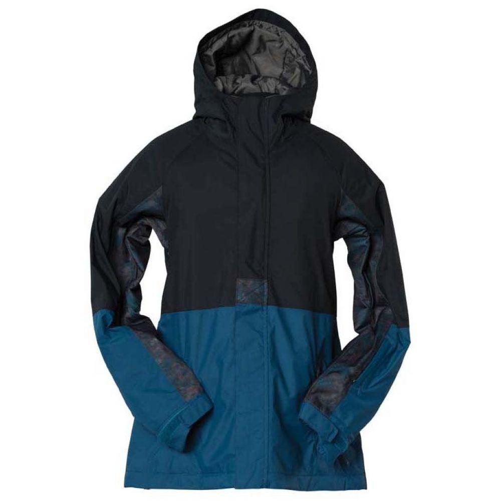 ボンファイヤー Bonfire レディース スキー・スノーボード ジャケット アウター【Angels Rest Snowboard Jacket】Black