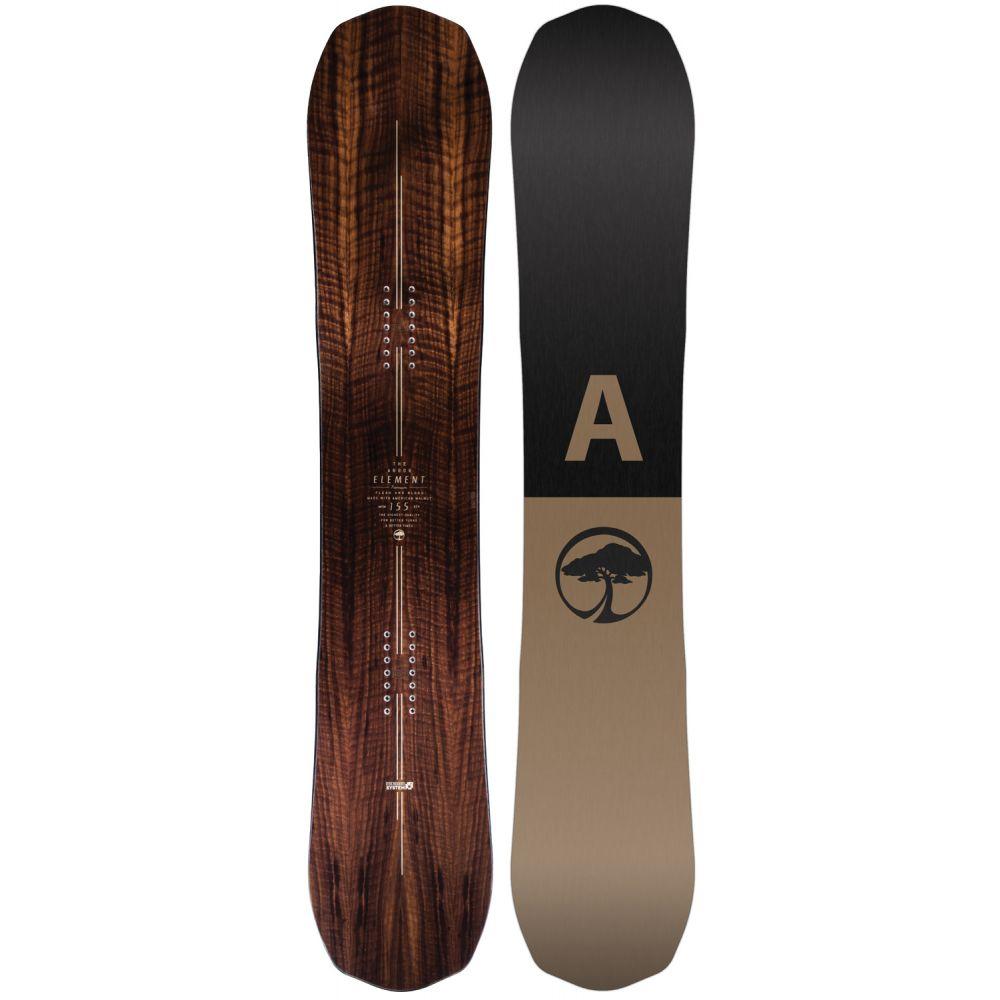 アーバー Arbor メンズ スキー・スノーボード ボード・板【Element Midwide Snowboard 2019】