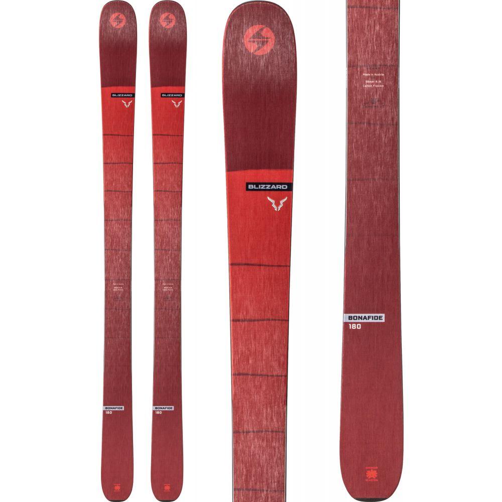 ブリザード Blizzard メンズ スキー・スノーボード ボード・板【Bonafide Skis 2020】Red