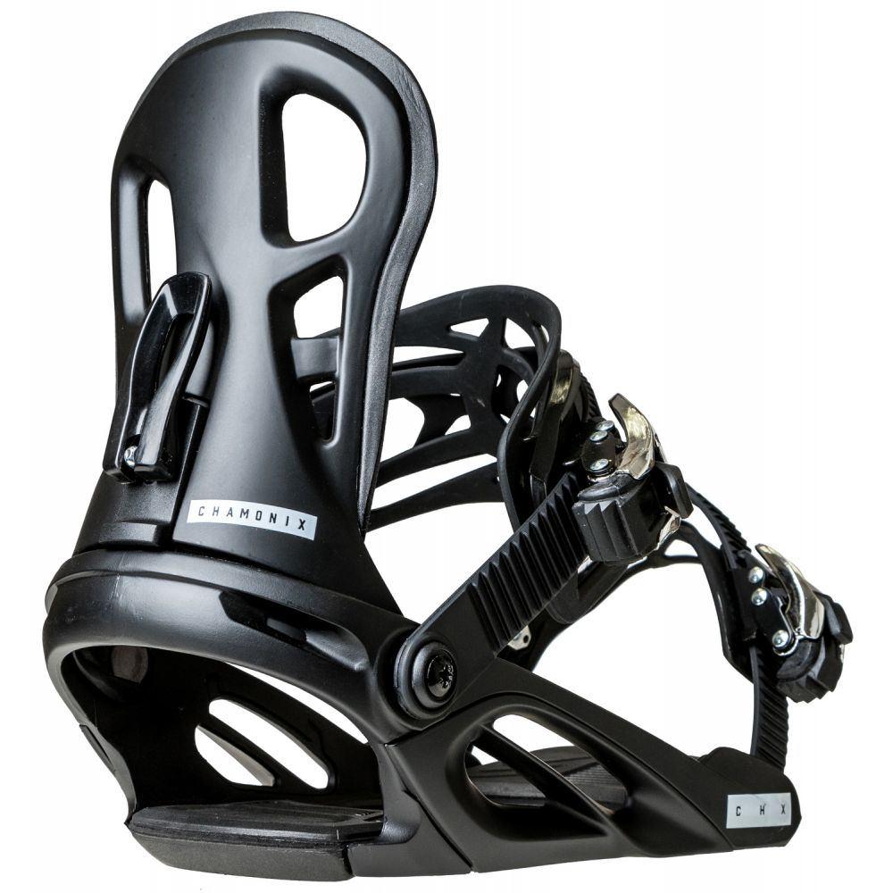 シャモニー Chamonix メンズ スキー・スノーボード ビンディング【Cheval Snowboard Bindings 2020】Black