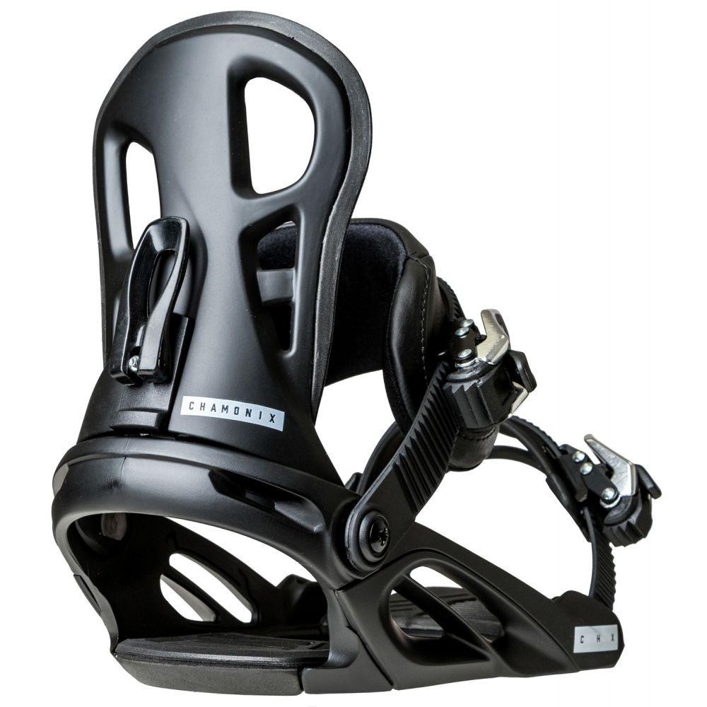 シャモニー Chamonix メンズ スキー・スノーボード ビンディング【Macon Snowboard Bindings 2020】Black