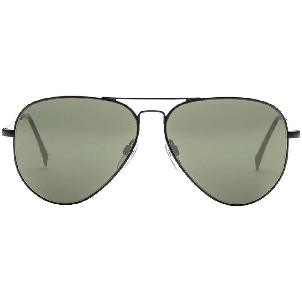 エレクトリック Electric メンズ メガネ・サングラス 【AV1 XL Sunglasses】Black/OHM Grey Lens
