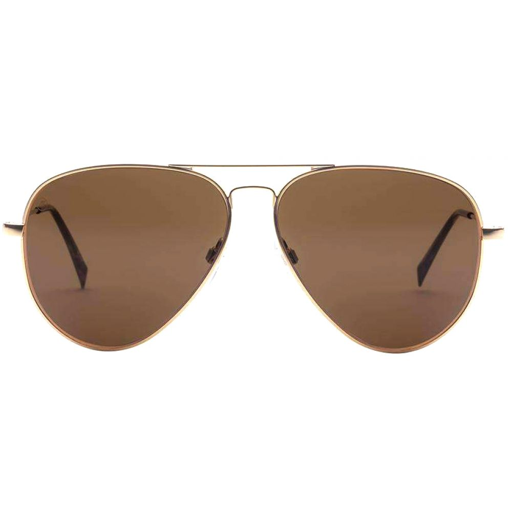 エレクトリック Electric メンズ メガネ・サングラス 【AV1 Large Sunglasses】Gold/OHM Bronze Lens