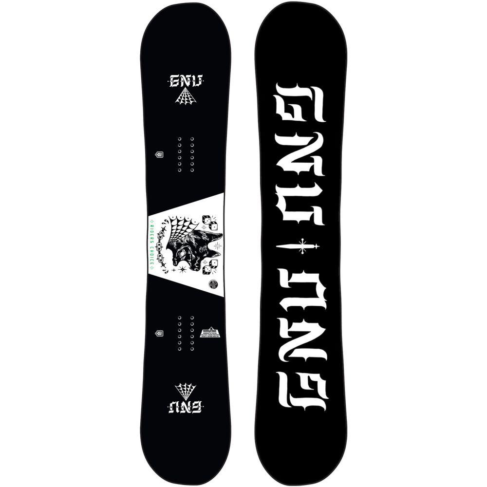 グヌ GNU メンズ スキー・スノーボード ボード・板【Riders Choice Asym Wide Snowboard 2020】