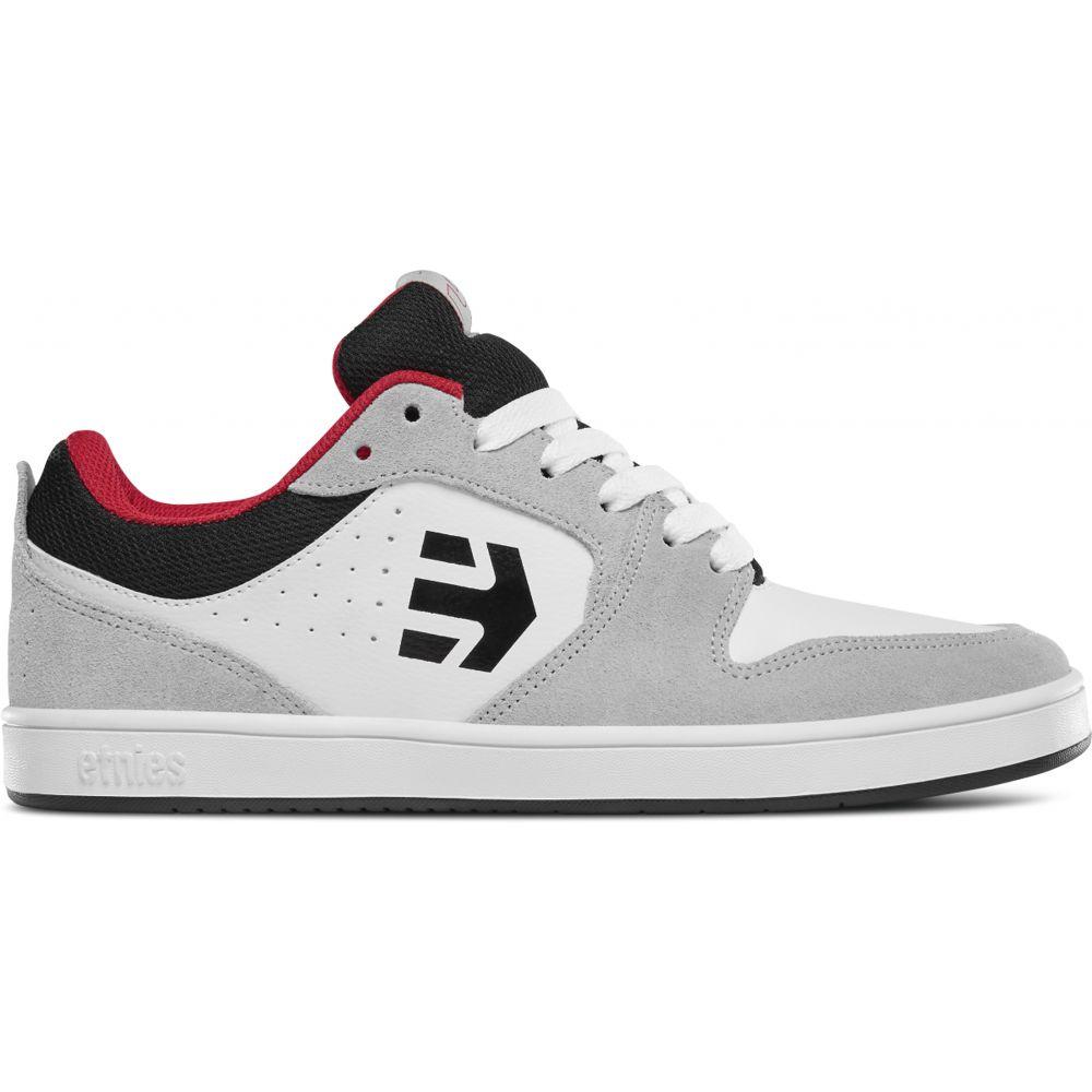 エトニーズ Etnies メンズ スケートボード シューズ・靴【Verano Skate Shoes】Grey/White