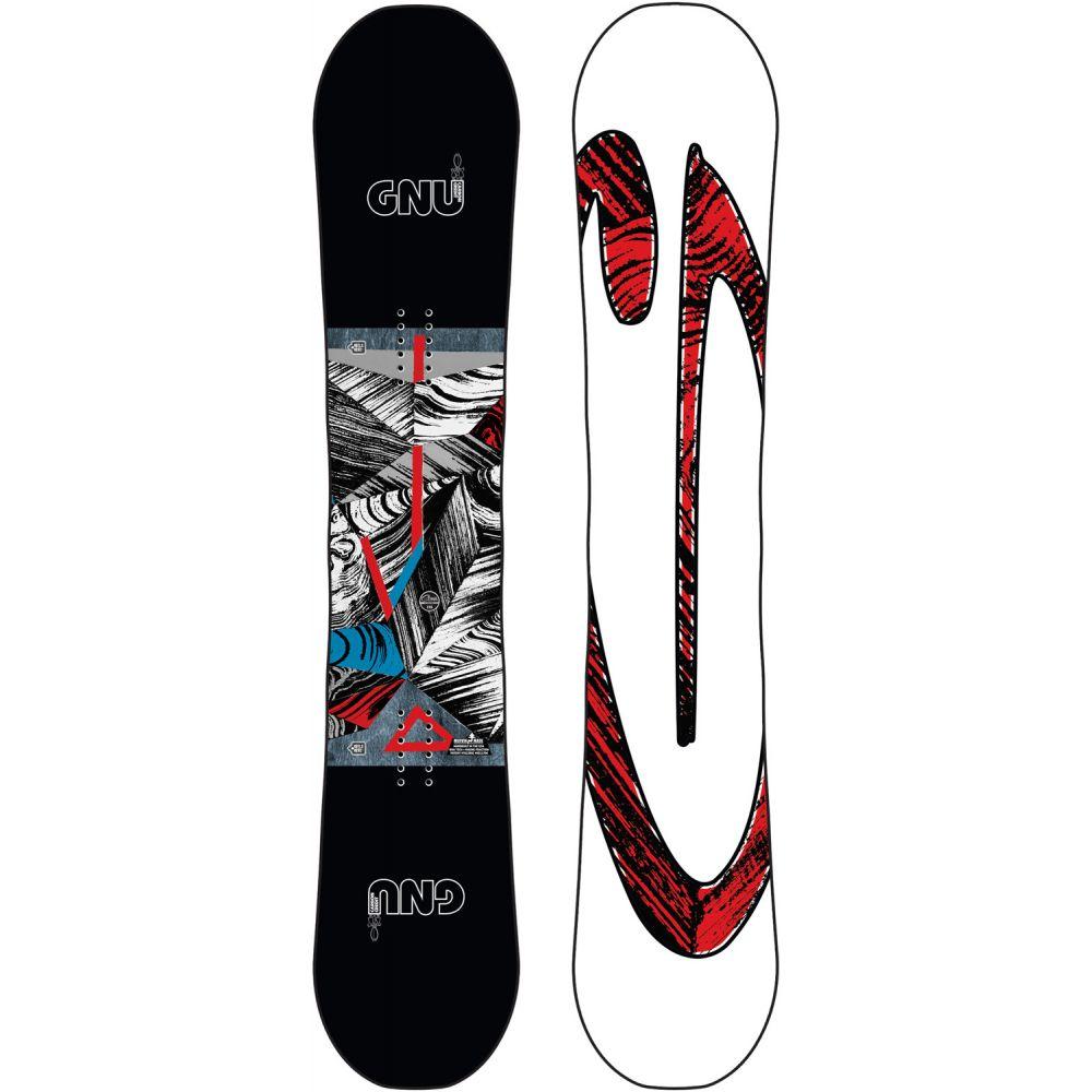 グヌ GNU メンズ スキー・スノーボード ボード・板【Asym Carbon Credit Wide Snowboard 2020】