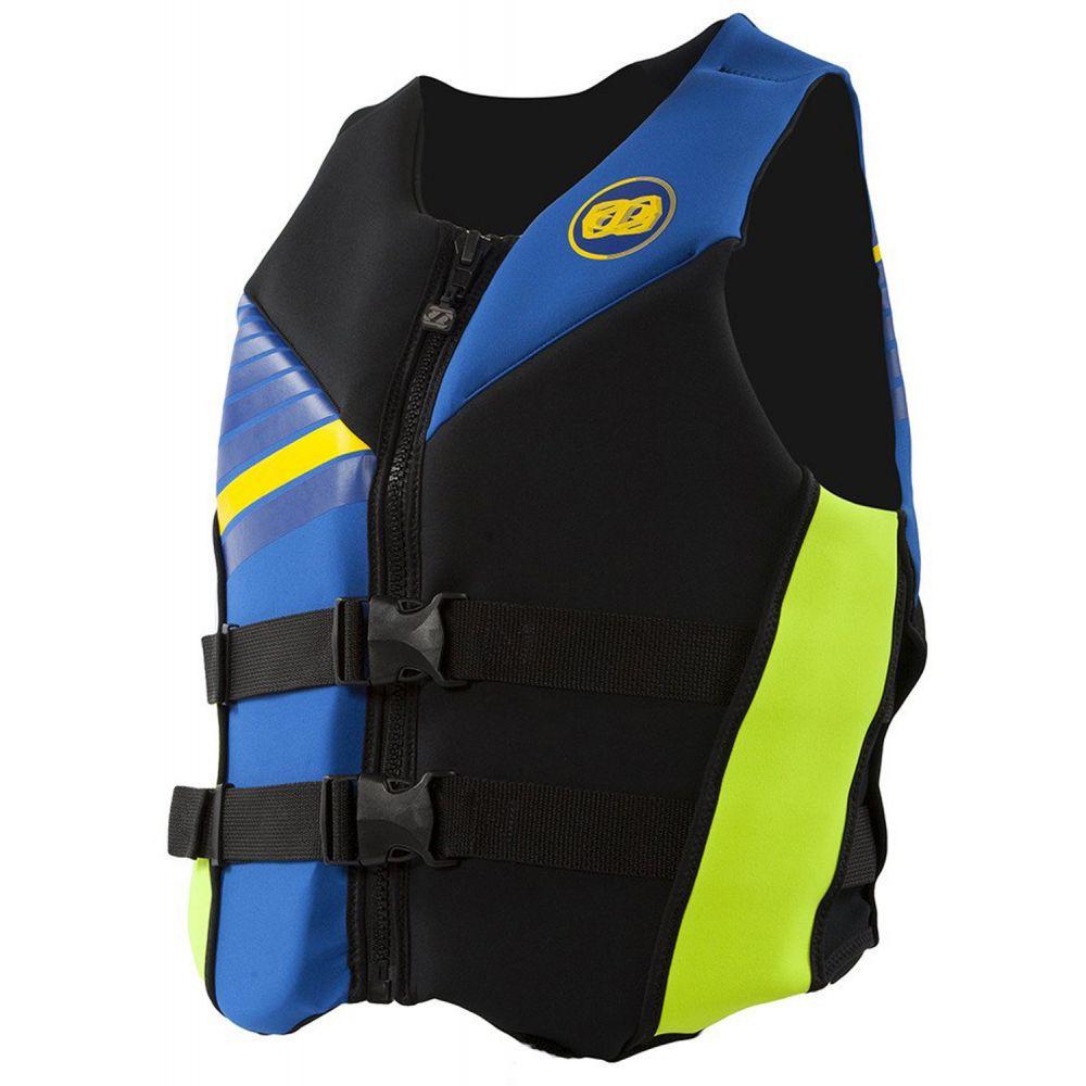 ジェットパイロット Jet Pilot メンズ トップス【Cause CGA Wakeboard Vest】Blue