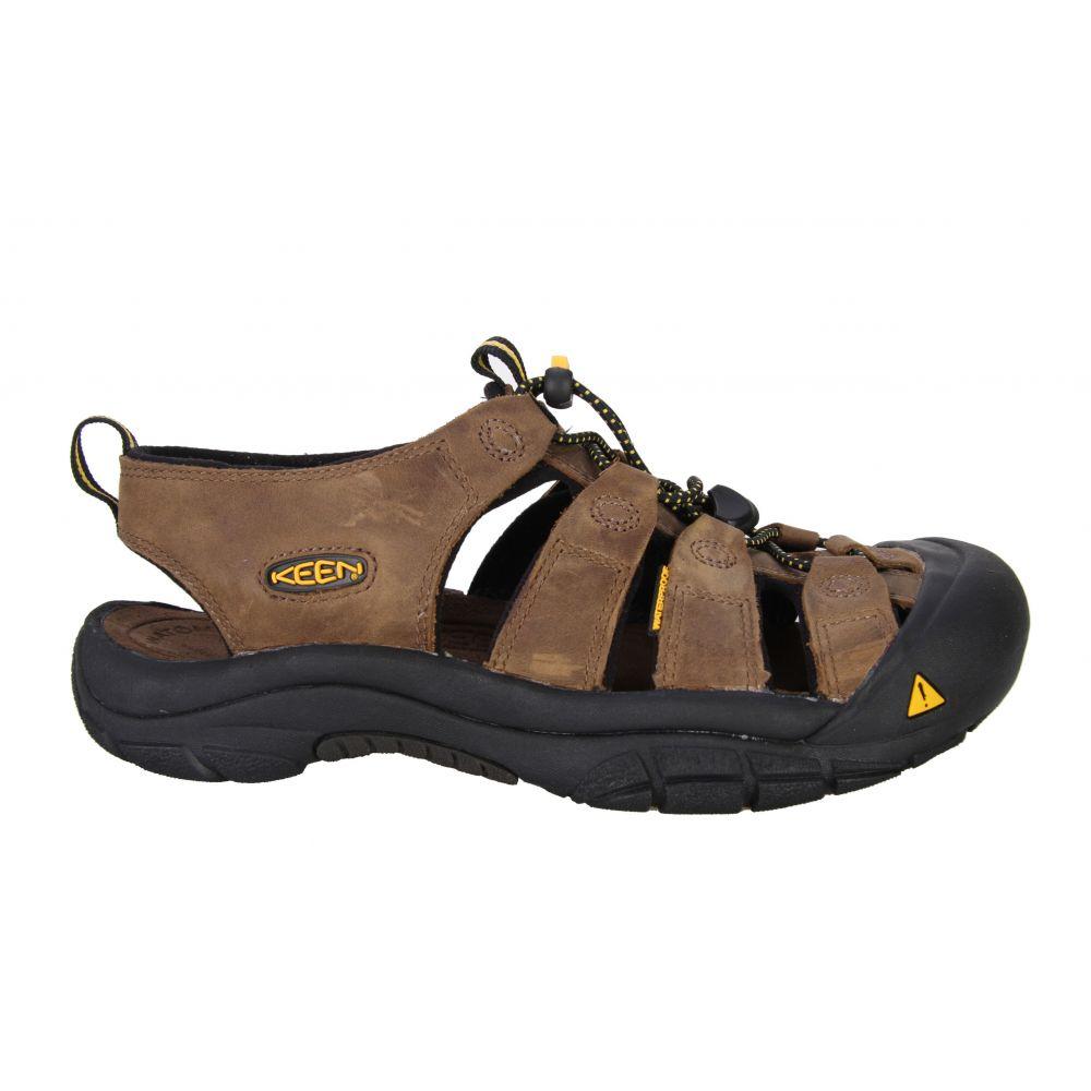 キーン Keen メンズ ウォーターシューズ シューズ・靴【Newport Water Shoes】Bison