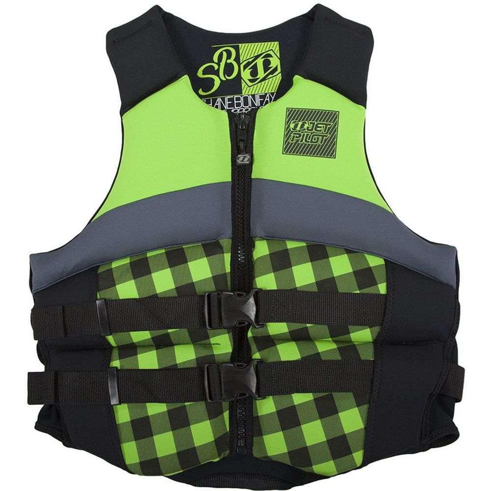 ジェットパイロット Jet Pilot メンズ トップス【Shane Bonifay CGA Wakeboard Vest】Black