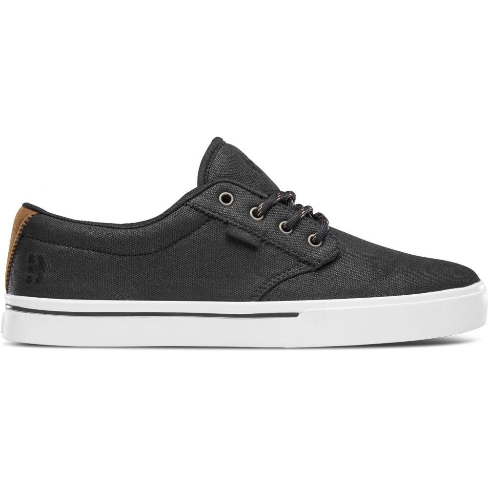 エトニーズ Etnies メンズ スケートボード シューズ・靴【Jameson 2 Eco Skate Shoes】Black/Gold