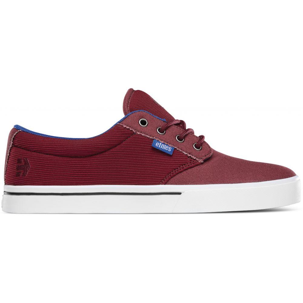 エトニーズ Etnies メンズ スケートボード シューズ・靴【Jameson 2 Eco Skate Shoes】Red/Blue/White
