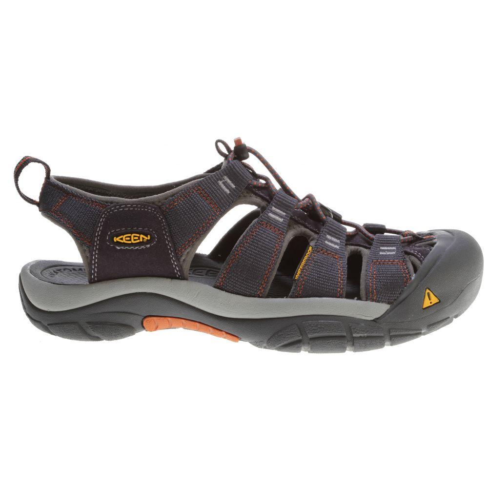 キーン Keen メンズ ウォーターシューズ シューズ・靴【Newport H2 Water Shoes】India Ink/Rust