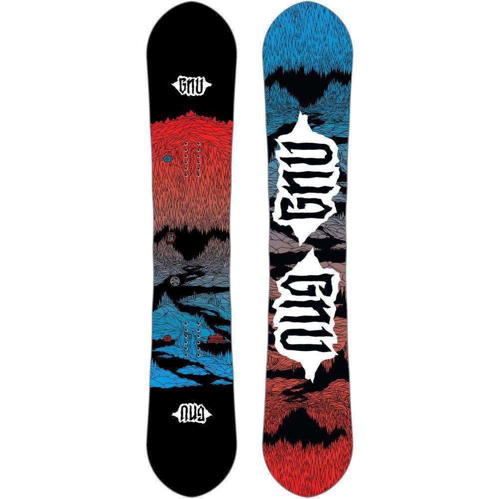 グヌ GNU メンズ スキー・スノーボード ボード・板【T2B Asym Midwide Snowboard 2019】