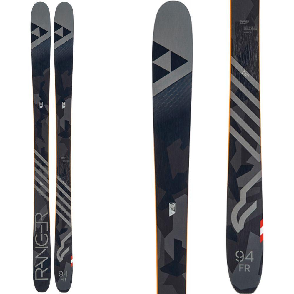 フィッシャー Fischer メンズ スキー・スノーボード ボード・板【Ranger 94 FR Skis 2020】