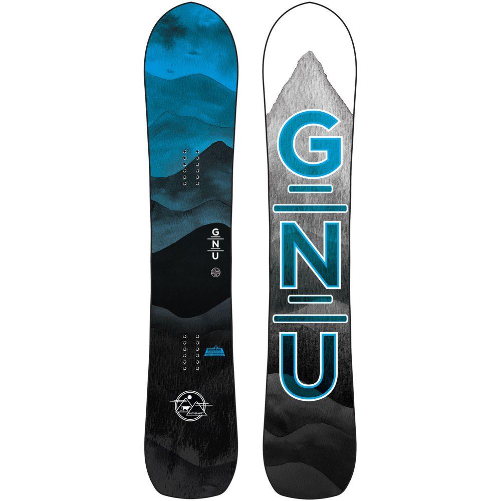 グヌ GNU メンズ スキー・スノーボード ボード・板【Antigravity Wide Snowboard 2020】