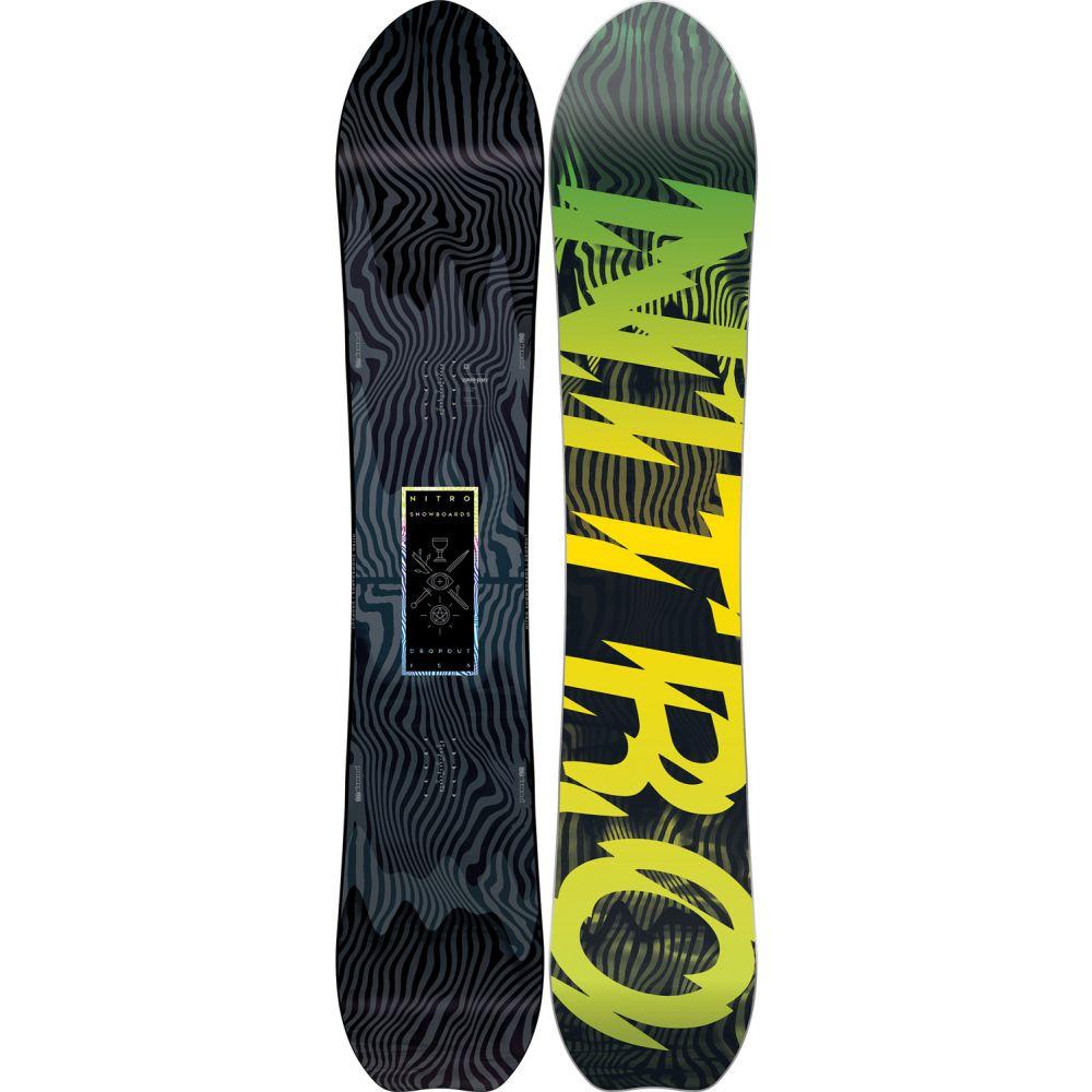 ニトロ Nitro メンズ スキー・スノーボード ボード・板【Dropout Snowboard 2020】