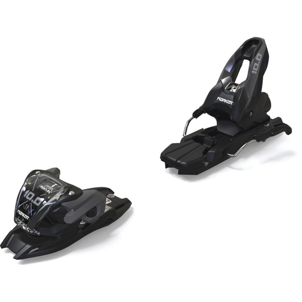 メーカー Marker メンズ スキー・スノーボード ビンディング【10.0 TP Ski Bindings 2020】Black/Anthracite