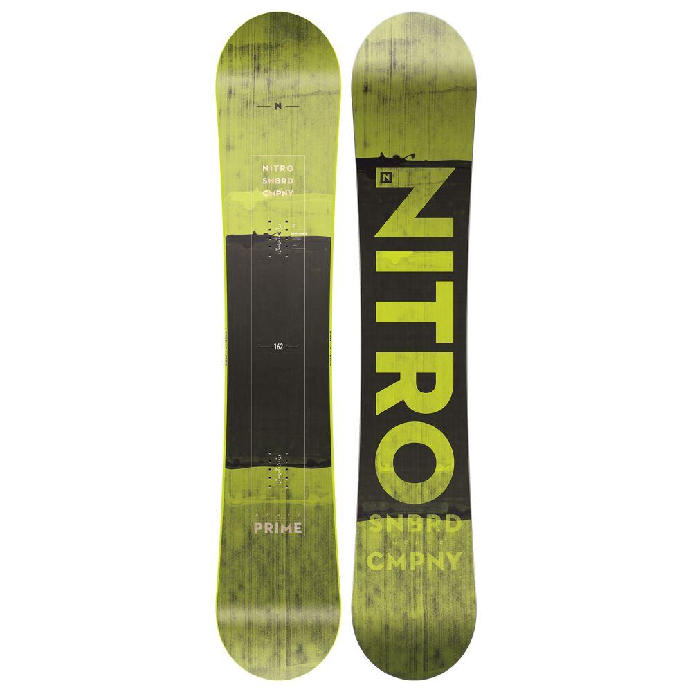 ニトロ Nitro メンズ スキー・スノーボード ボード・板【Prime Toxic Blem Snowboard 2019】